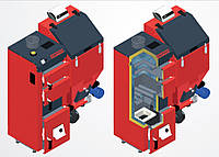 Твердотопливный котел Defro Duo Mini ( Дефро Дуо Мини) 14 кВт