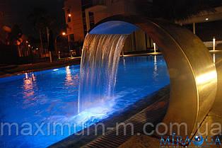 Водопад Midi Rondo, насос из бронзы 2,6 кВт, DS