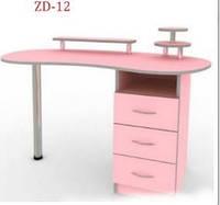 ZD-12 стол маникюрный