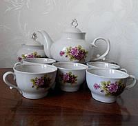 Чайный набор с деколью ЧН-8