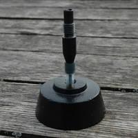 Литая ступня - якорь к атропе IHP Carp Company ICC Premium Lead feet 1,6kg Matt Black