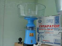 Сепаратор для молока «Мотор Сич СЦМ-100-19» Украина