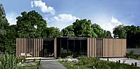 Модульные дома из сип-панелей