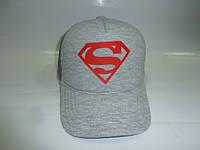 Кепка сетка - Супермэн, фото 1