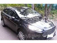 Ветровики для Ford Fiesta Sedan 2014-
