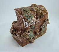 Кераміка для акваріума Скриня малий, 12 див., фото 1
