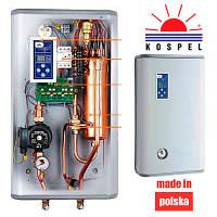 Котел электрический EKCO.L-12, (12 кВт, 3x380В) с программатором KOSPEL