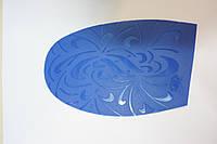 Подметка (Профилактика) полиуретановая № 0 32 синій.