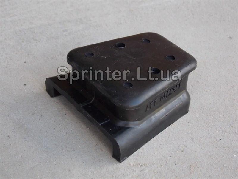 Подушка пластиковой рессоры (по краях) MB Sprinter/VW Crafter 06- AUTOTECHTEILE 1003197