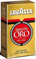 Кофе молотый Lavazza Qualita Oro (для Италии) 250г 100% арабика