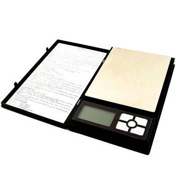 Весы ювелирные 1108-6 2000 гр. D100