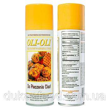 Масло-спрей для выпечки Oli-Oli