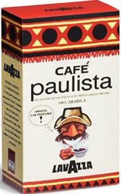 Кофе молотый Lavazza  Cafe Paulista 100% арабика 250 г