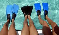 Как выбрать ласты для подводного плавания?