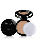 Mesauda Выравнивающая компактная пудра Light Velvet Compact Powder