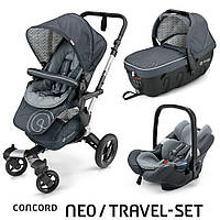 Коляска 3в1 Concord Neo Travel Set 2016