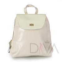 Рюкзак женский из натуральной кожи Арт. 65185beige