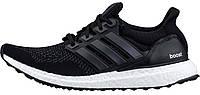 Женские кроссовки Adidas Ultra Boost Core Black, адидас ультра буст