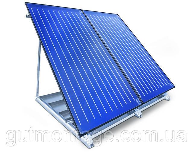 Logasol SKN4.0 та SKS4.0 - плоскі сонячні колектори