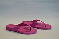 Вьетнамки женские оптом пляжные розовые ПЖ - 20, фото 1