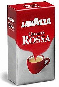 Кофе молотый Lavazza Qualita Rossa (в цветной уп.) 250г