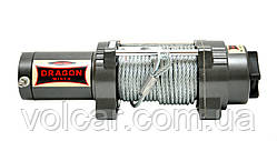 Электрическая лебедка на квадроцикл Dragon Winch DWH 4500 HDL