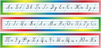 Стенд Алфавіт (3130)