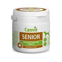Canvit SENIOR Кормовая добавка с витаминами и минералами для собак старше 7 лет 500г (500таб)