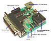 Nano Bios программатор FWH/LPC/SPI FLASHROM