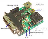 Nano Bios программатор FWH/LPC/SPI FLASHROM, фото 1
