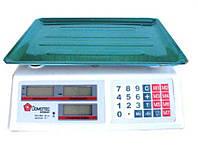 Весы торговые Domotec DT-40 (батарея 6в)
