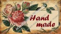 Наклейки декоративные Розы