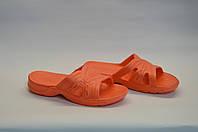 Шлепанцы женские оптом красные летние ПЖ - 03, фото 1