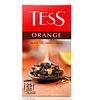 Чай Tess Orange (черный с апельсином) в пакетиках 25 шт..