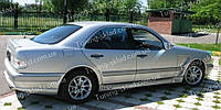 Спойлер Mercedes W210 (спойлер на крышку багажника Мерседес W210)