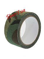 Лента камуфлированная Woodland (10м), MIL-TEC  15934020