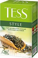 Чай Tess Style (зеленый) 90 г.
