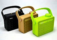 Портативная Bluetooth колонка AIDU AY-827, музыкальная блютуз колонка, портативная стерео колонка