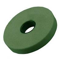 Круг заточной на бакелитовой связке 3П 64С 150Х8Х32, цвет зеленый