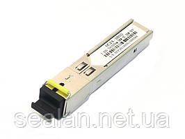 SFP модуль 1.25G WDM 3kм 1550нм DDM TK-Link