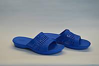 Летние сланцы женские оптом в Украине ПЖ - 04 синие, фото 1