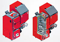 Твердотопливный котел Defro Komfort Eko PZ ( Дефро Комфорт Еко ПЗ) 20 кВт