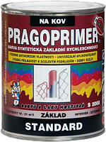 Синтетическая грунтовочная краска PRAGOPRIMER - STANDARD S2000