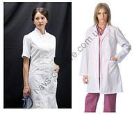 Халаты, костюмы медицинские  пошив