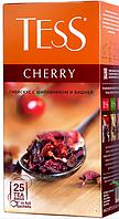 Чай Tess Cherry (травяной с вишней в пакетиках) 25 шт.