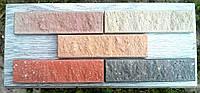 Рубелэко Плитка фасадная под камень в цветовом ассортименте(формат-фактор плитки ФАГОТ)