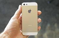 Смартфон Iphone 5S Neverlock 16gb Gold  + чехол и стекло, фото 3