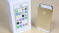 Смартфон Iphone 5S Neverlock 16gb Gold  + чехол и стекло, фото 4