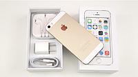 Смартфон Iphone 5S Neverlock 16gb Gold  + чехол и стекло, фото 5