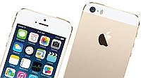 Смартфон Iphone 5S Neverlock 16gb Gold  + чехол и стекло, фото 6